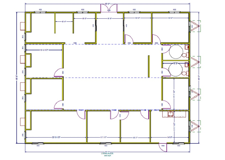 Office trailer layouts api trailers 4 wide 2rr publicscrutiny Images