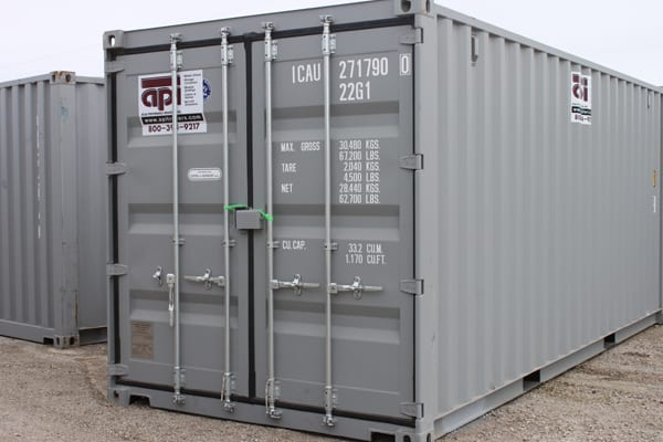 API Office Trailers, Modular Buildings, Cabin Trailers